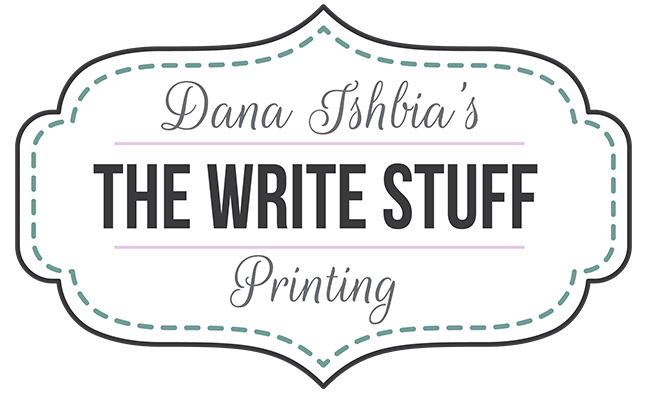 The Write Stuff Printing